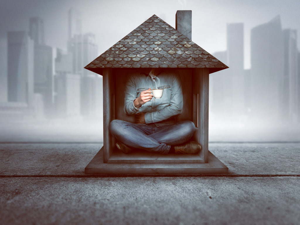 servisco, conseil immobilier,tiny house, mini maison, maison noire